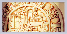 An ancient Maya calendar